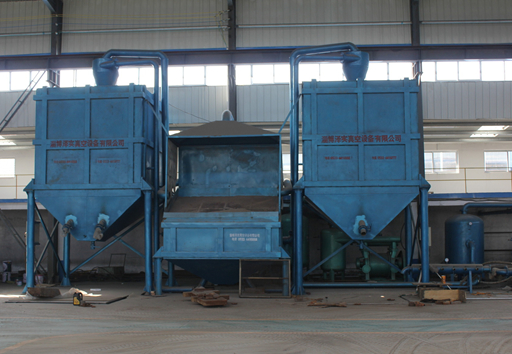 灰铁铸件生产设备